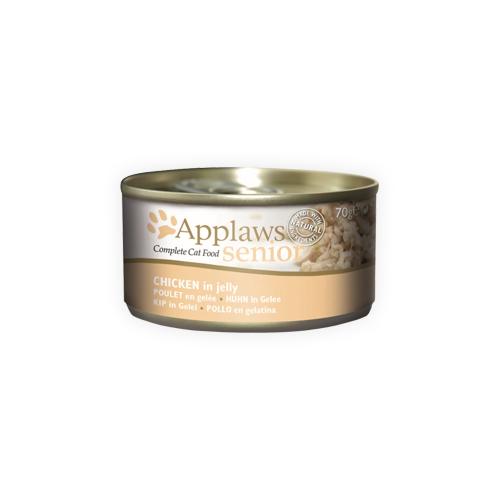 Applaws Senior Katzenfutter - Dosen - Chicken