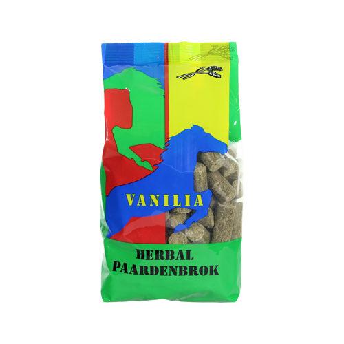Vanilia Pferdeleckerlis - Herbal