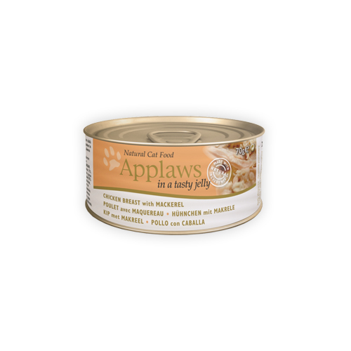 Applaws Jelly Katzenfutter - Chicken & Mackerel