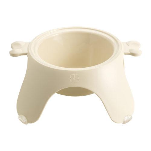 Petego Yoga Pet Bowl Elfenbeinfarben