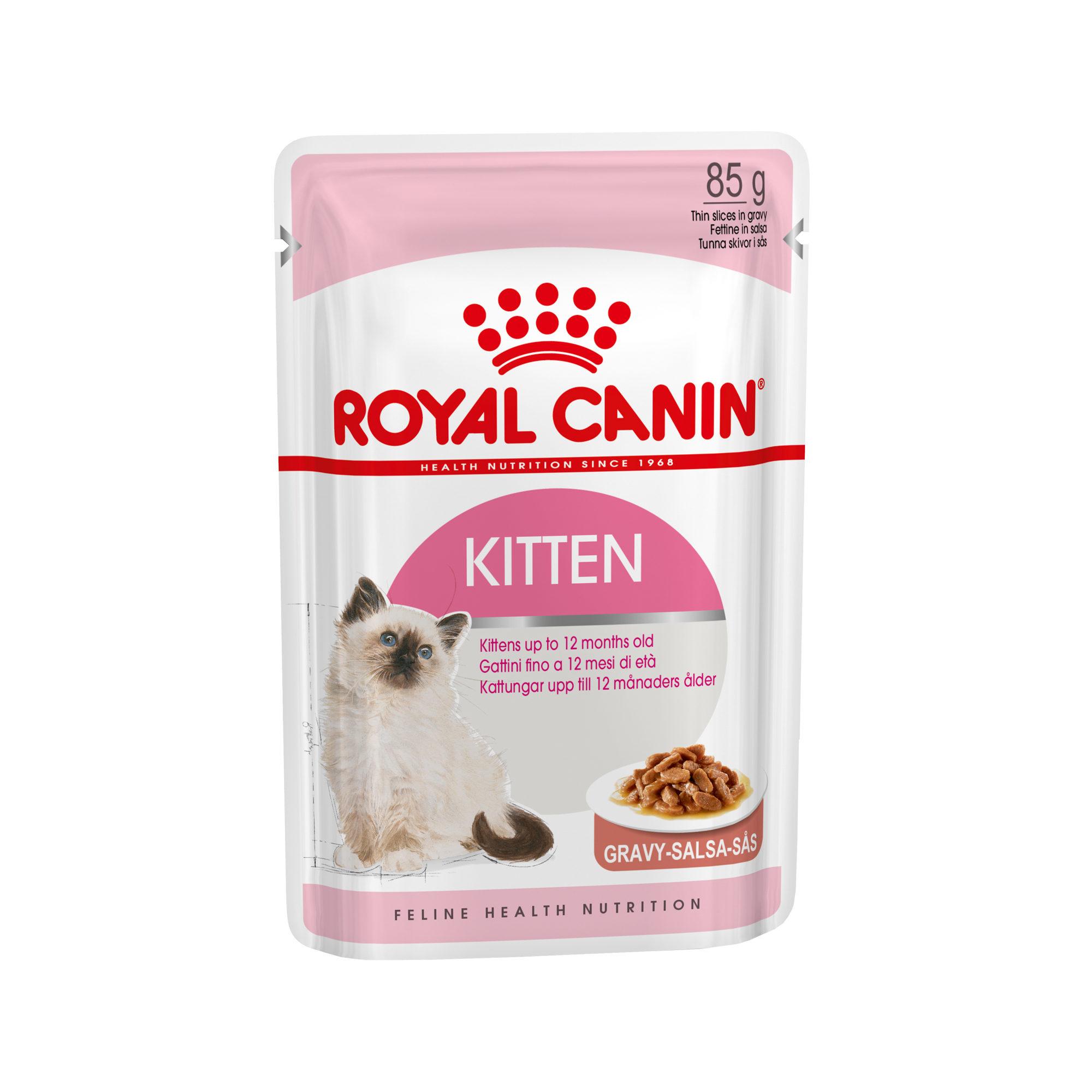 Royal Canin Gravy Kittenfutter - Frischebeutel