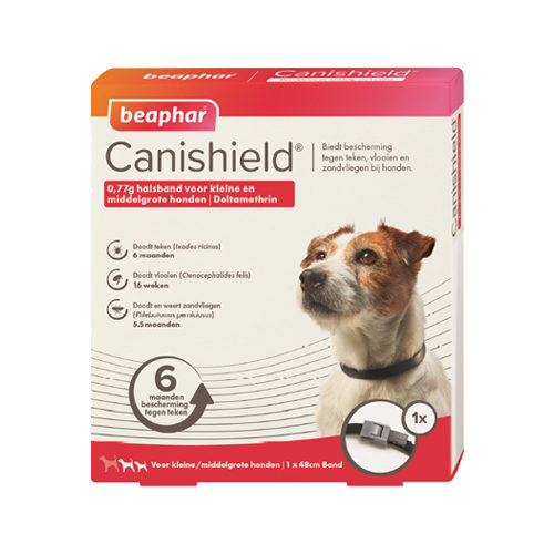 Beaphar Canishield Hund - S / M