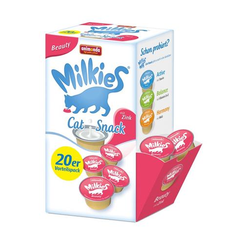 Animonda Milkies - Beauty - 20 Cups