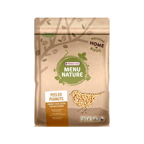 Versele-Laga Menu Nature Peeled Peanuts - geschälte Erdnüsse