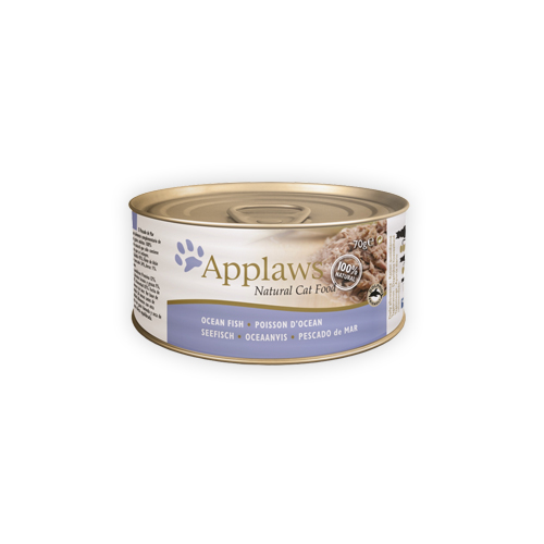 Applaws Katzenfutter - Dosen - Ocean Fish - 24 x 156 g