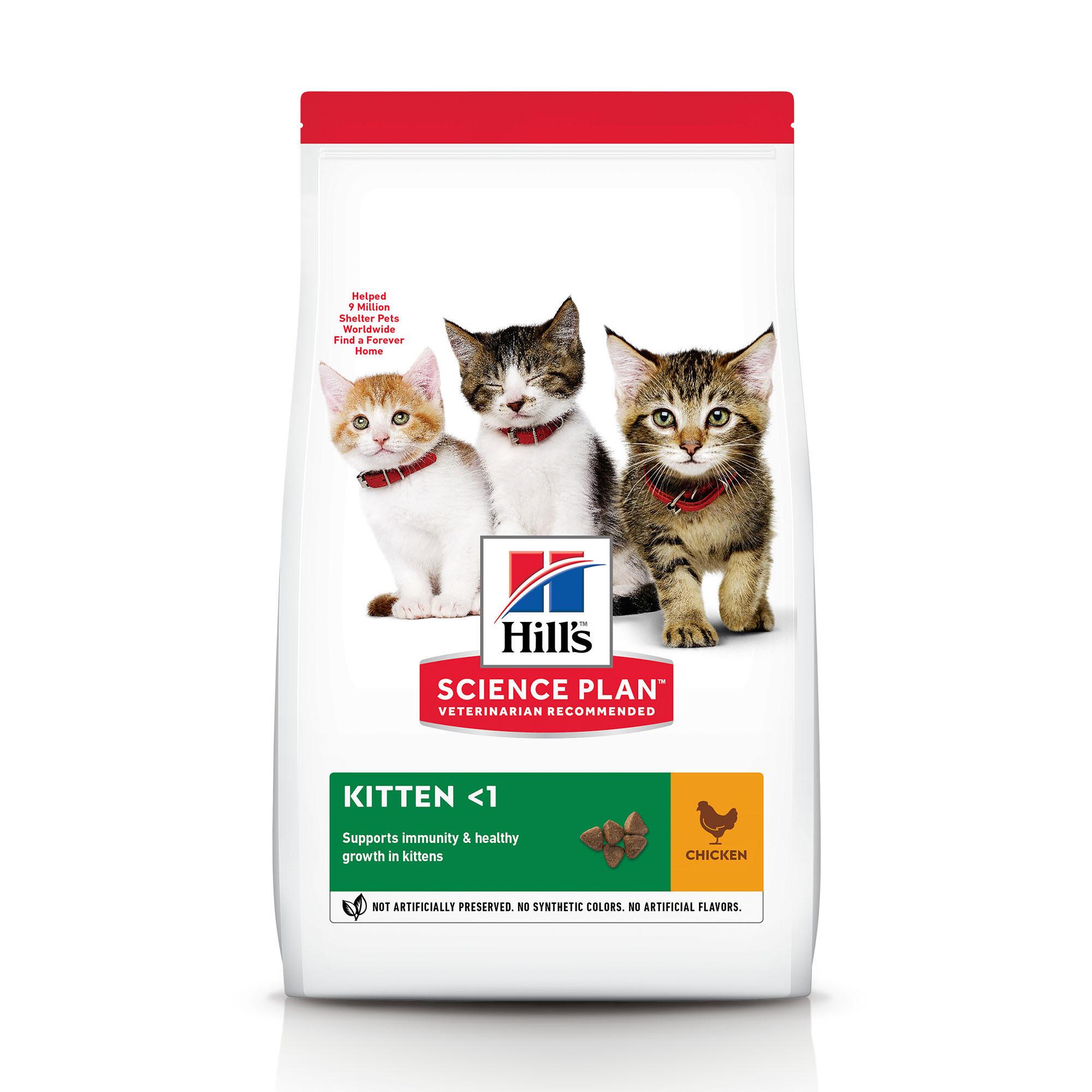 Hill's Science Plan Healthy Development Kittenfutter - Huhn