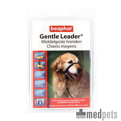 Beaphar Gentle Leader - Schwarz - M