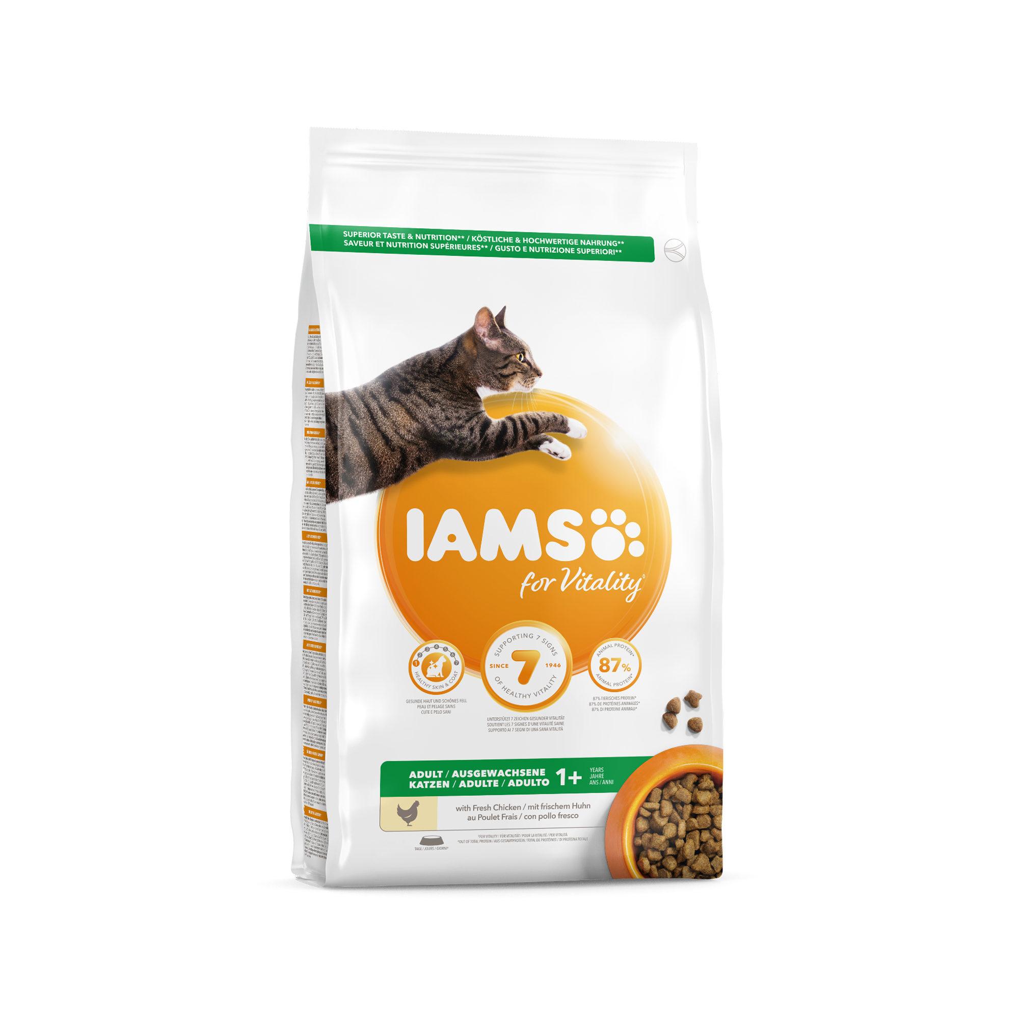 IAMS Adult Katzenfutter - Huhn