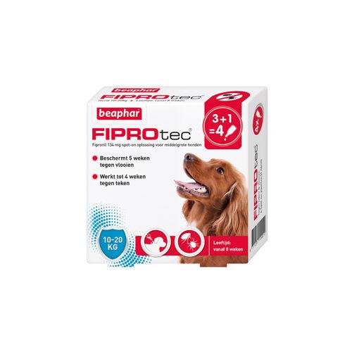 Beaphar FiproTec Spot-On Hund - 10 - 20 kg