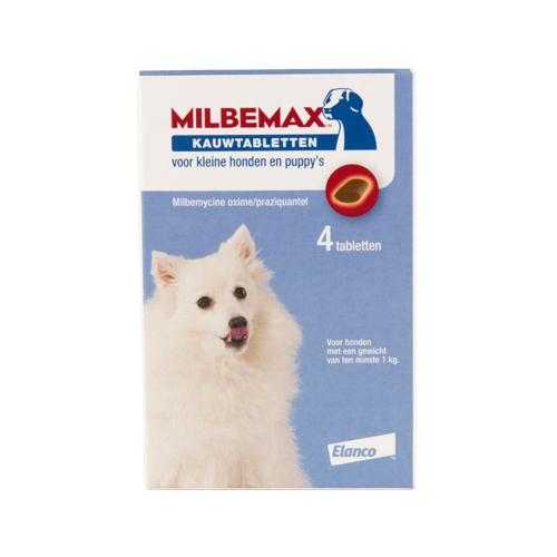 Milbemax Kautablette - kleiner Hund