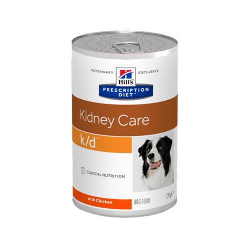 Hill's Prescription Diet k/d Kidney Care Hundefutter - Dosen