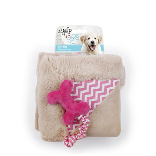 AFP Little Buddy Play Mat - Rosa