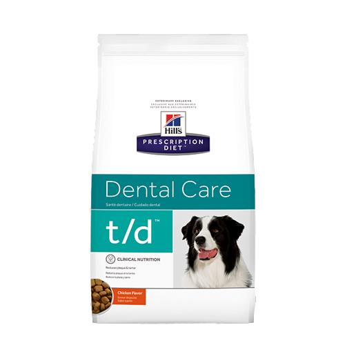 Hill's Prescription Diet t/d Dental Care Hundefutter