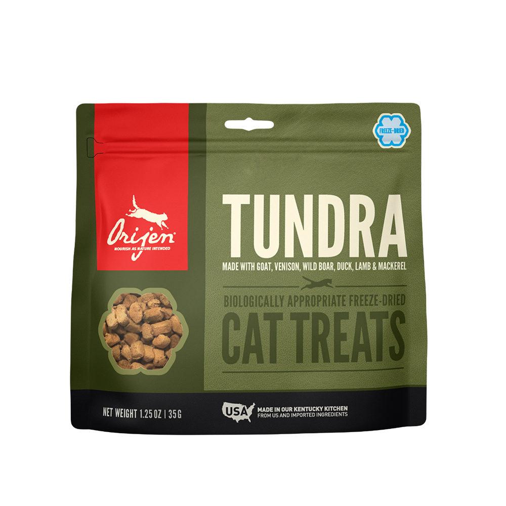 Orijen Freeze Dried Whole Prey Treats - Tundra
