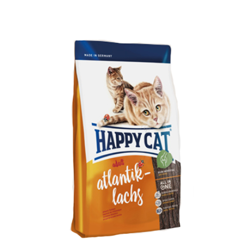 Happy Cat Adult Katzenfutter - Atlantik Lachs