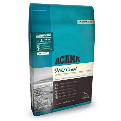 ACANA Classics Hundefutter - Wild Coast - 11,4 kg