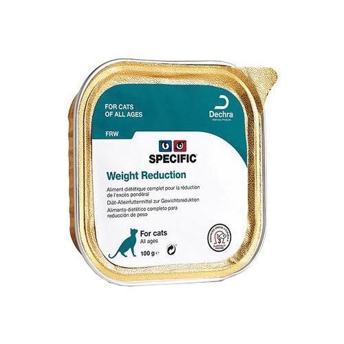 SPECIFIC Weight Reduction FRW Katzenfutter - Schälchen