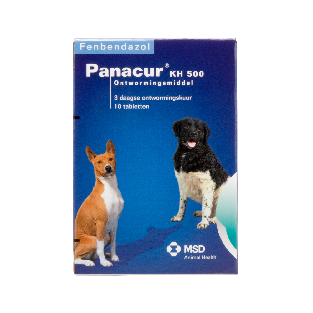 Panacur KH 500 - Tabletten