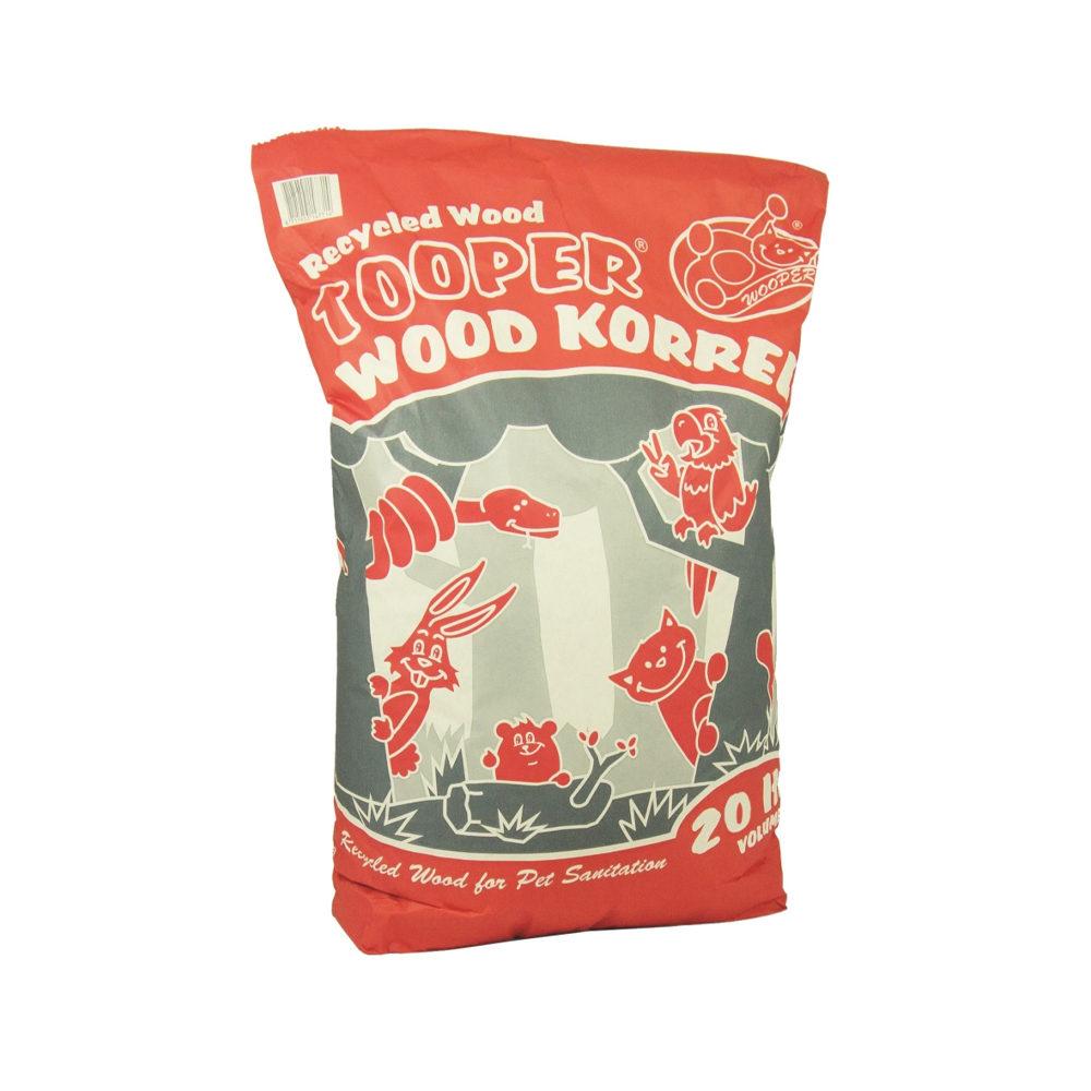 Wooper Tooper Wood Pellets