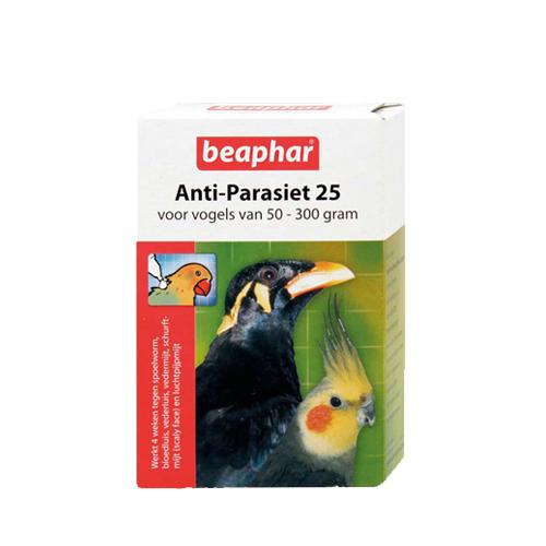 Beaphar Anti-Parasit 25 für Vögel