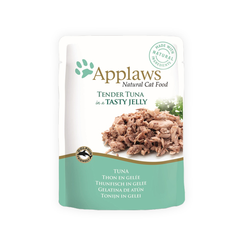 Applaws in Jelly Katzenfutter - Frischebeutel - Tuna