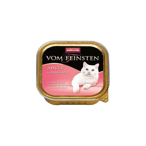 Animonda vom Feinsten Adult Katzenfutter - Schälchen - Putenherzen