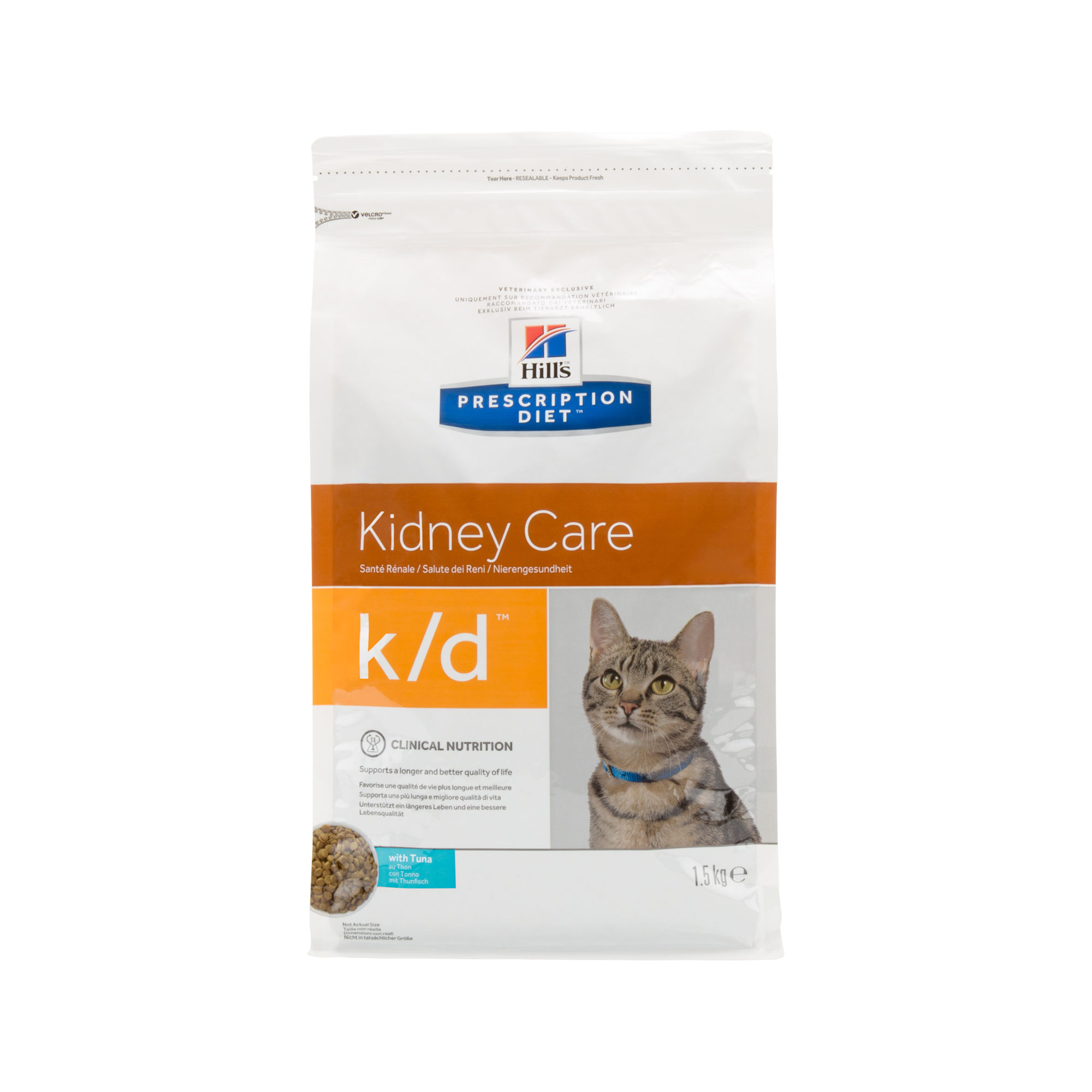 Hill's Prescription Diet k/d Kidney Care Katzenfutter - Tuna