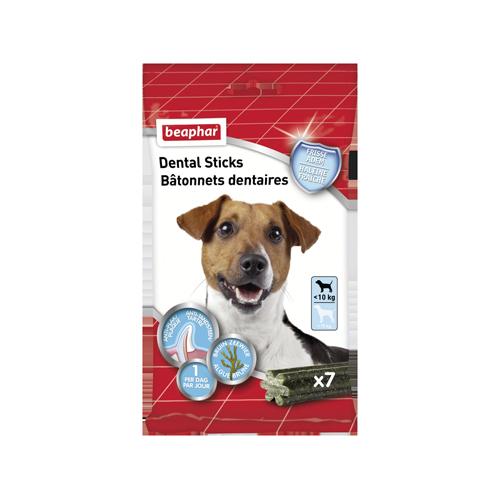 Beaphar Dental Sticks - Small (bis zu 10 kg)