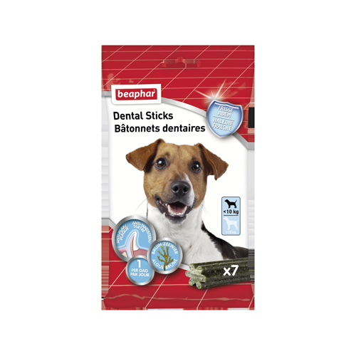 Beaphar Dental Sticks - Small (bis zu 10 kg)