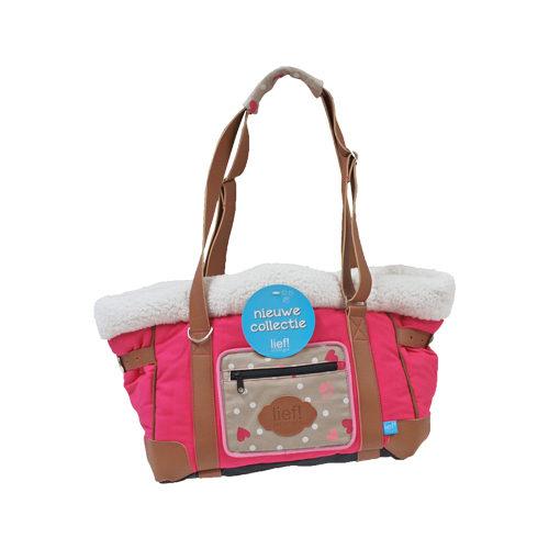 lief! Hundetragetasche - Girls