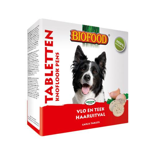 Biofood Knoblauchtabletten - Pansen