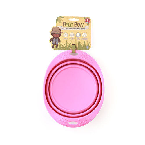 Beco Travel Bowl - Rosa - L