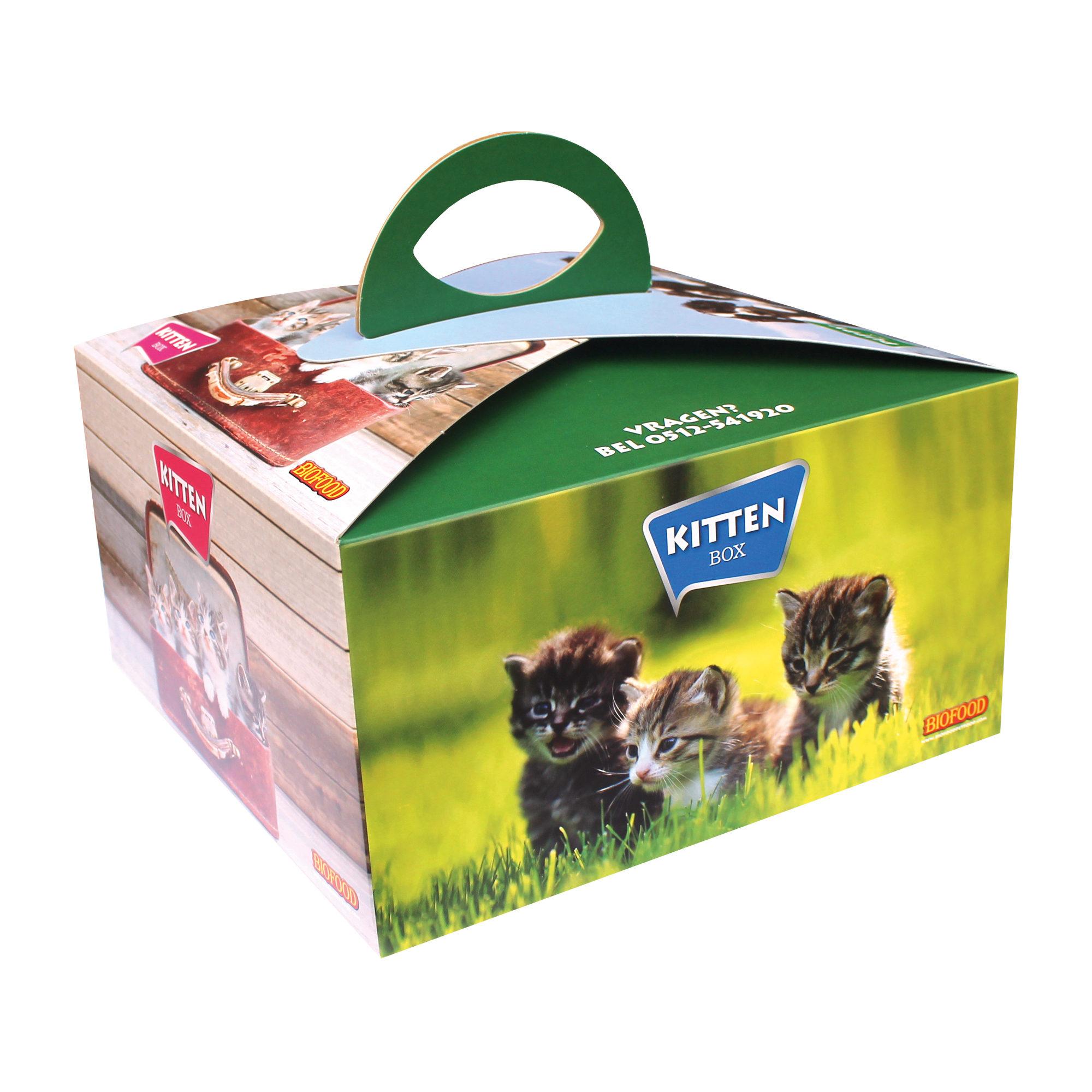 Biofood Kitten-Paket