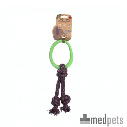Beco Hoop on Rope - Grün