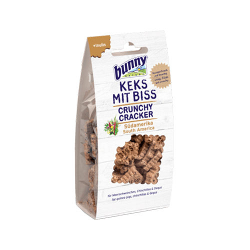 Bunny Nature Crunchy Cracker - Südamerika