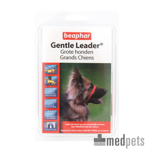 Beaphar Gentle Leader - Rot - S