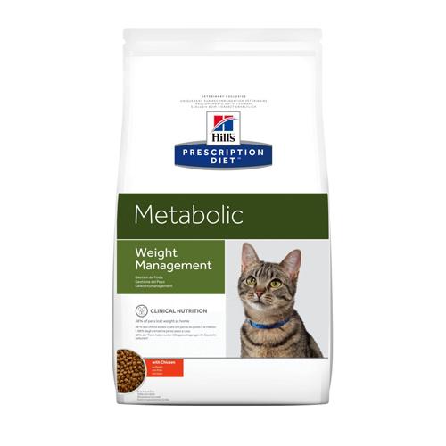 Hill's Prescription Diet Metabolic Weight Management Katzenfutter