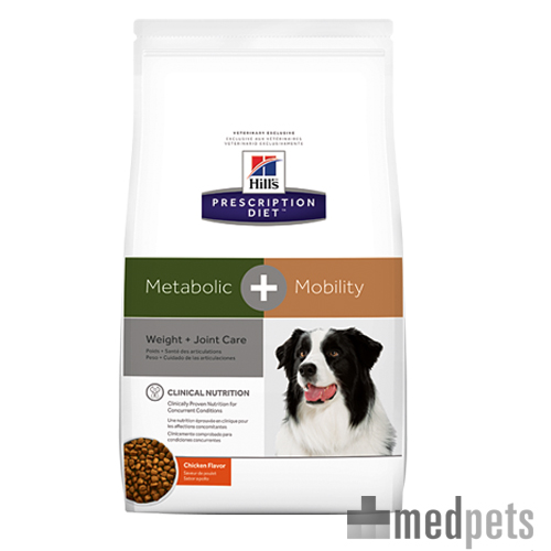 Hill's Prescription Diet Metabolic + Mobility Hundefutter