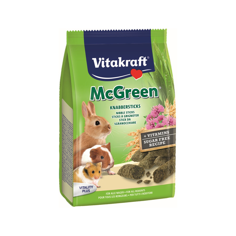 Vitakraft McGreen Knabbersticks