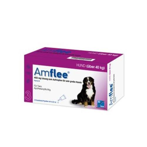 Amflee Spot-on Hund - 402 mg