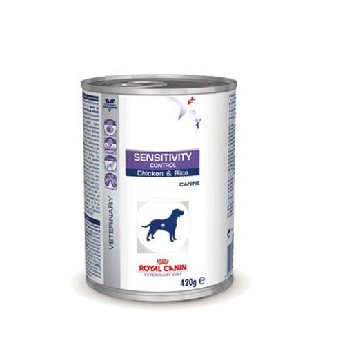 Royal Canin Sensitivity Control Hundefutter - Dosen - Huhn & Reis