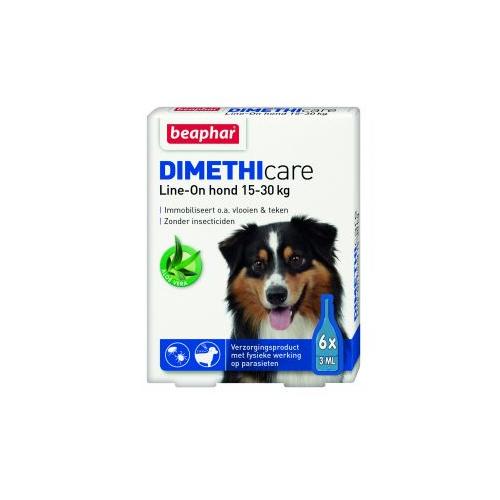 Beaphar DIMETHIcare Line-on Hund - 15 - 30 kg