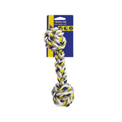 Petsport Triple Tex Double Monkey Knot