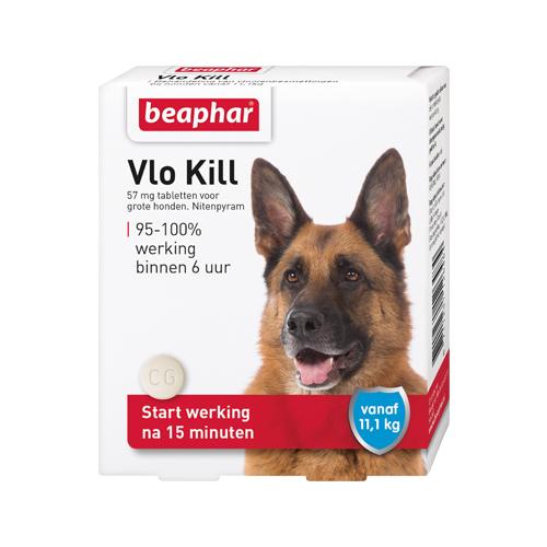 Beaphar Floh Kill+ - Hund ab 11 kg