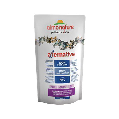 Almo Nature HFC Alternative Katzenfutter - Ente