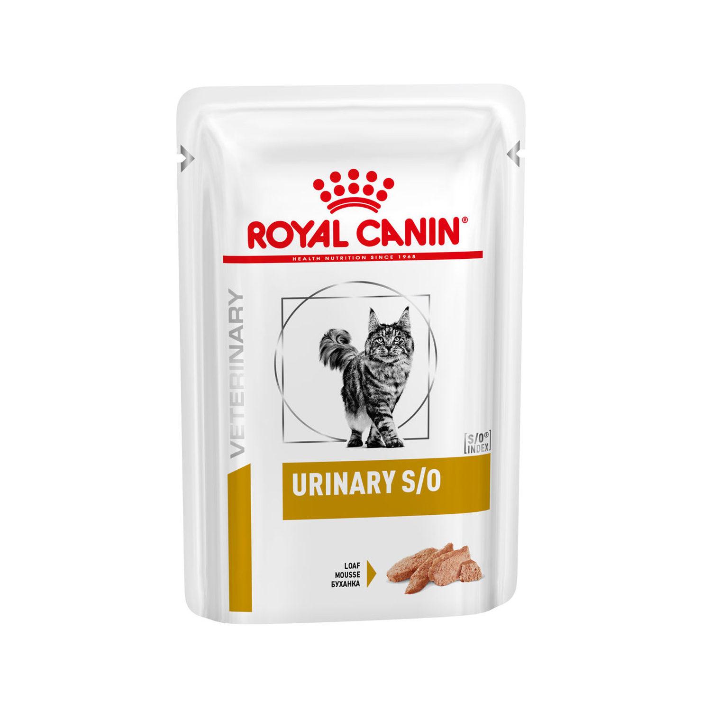 Royal Canin Urinary S/O Katzenfutter - Frischebeutel - Loaf