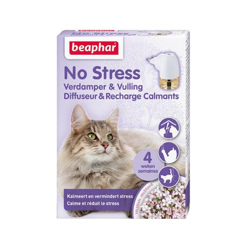 Beaphar No Stress Katze Zerstäuber und Nachfüllflakon