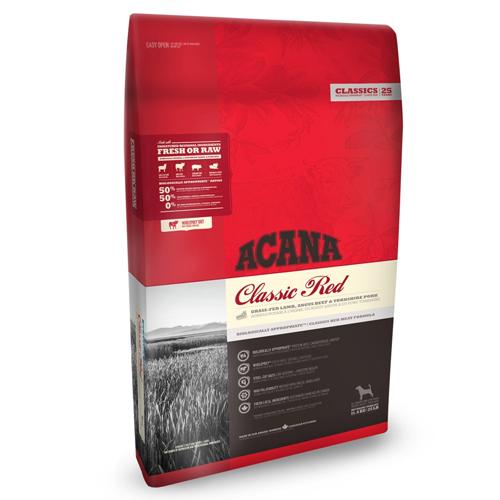 ACANA Classics Hundefutter - Classic Red - 11,4 kg