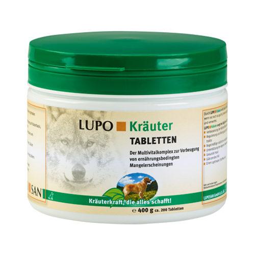 Luposan KräuterKraft - Tabletten