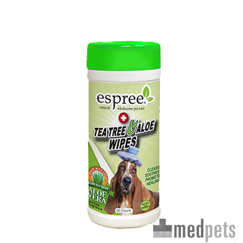 Espree Tea Tree & Aloe Healing Wipes